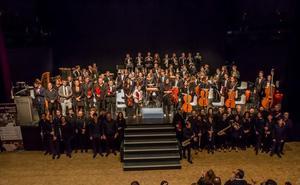 La Joven Orquesta del Sur de España prepara un concierto inclusivo para el día de Santa Cecilia