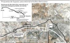 Proponen habilitar el AVE andaluz para salvar el corte ferroviario entre Granada y Sevilla
