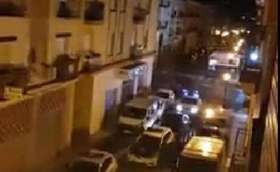 Asaltan un despacho de abogados en Peligros y detienen a uno de los autores