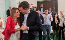Susana Díaz no da valor a las negociaciones de Iglesias con los independentistas