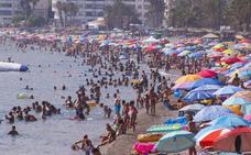 La Costa cierra el verano con más turistas desde que existen estadísticas