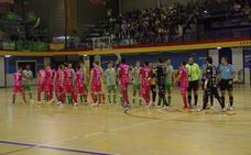 El Jaén Paraíso Interior vence en Sevilla y ya está en octavos de Copa