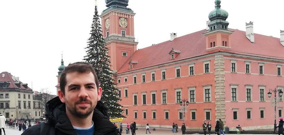 La conexión Granada-Varsovia de un ingeniero con currículum brillante: «En nuestra ciudad se ha avanzado mucho, pero queda por mejorar»