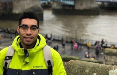 «En Granada no tenía opciones de trabajar en un museo y ahora aspiro a hacerlo en el Británico»