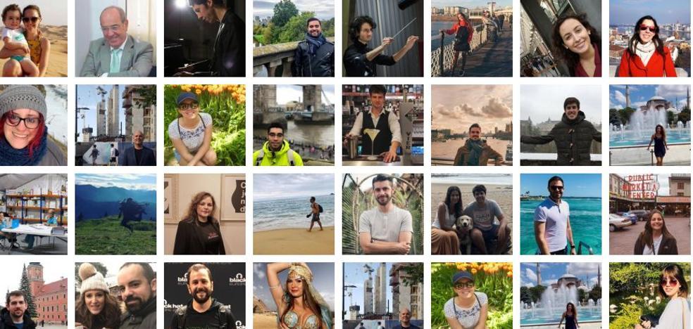 Historias de 38 granadinos por el mundo que llegan a los cinco continentes