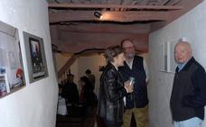 La sala Debla de Bubión dedica una exposición a la memoria de Julio Juste
