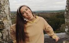 «Estoy muy satisfecha con lo que hago en Irlanda y he creado mi propia familia lejos de Granada»