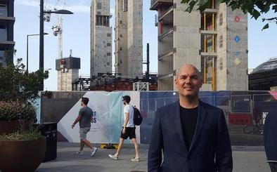 Así diseña un granadino el nuevo edificio de Google en Londres