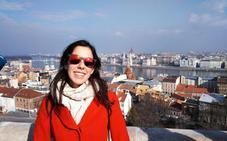 Viviendo «un sueño» 3D a orillas del Danubio: una granadina que pisa fuerte en la industria del cine