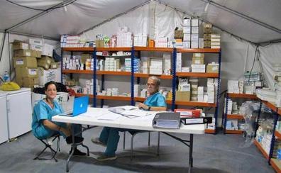 La farmacéutica granadina que ha ayudado a salvar vidas en Mozambique