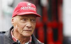 Niki Lauda recibe el alta tras recuperarse de un trasplante pulmonar