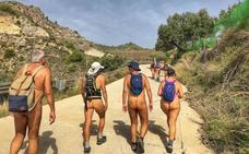 El nudismo se 'expande' fuera de las fronteras de Cantarriján