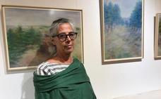 La profesora de la UGR Tremedad Gnecco expone su colección 'Estancias en Filabres' en el Carmen de la Victoria