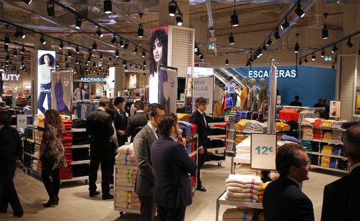 El Centro Comercial Torrecárdenas, en imágenes