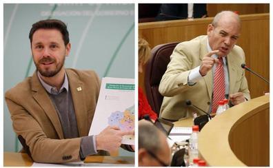 El delegado de Empleo y el exalcalde de Armilla, en la lista del PSOE