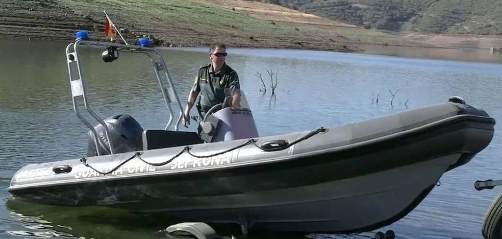 La Guardia Civil investiga la muerte de una mujer cuyo cuerpo fue hallado en el pantano del Rumblar