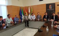 La Junta y el Ayuntamiento de Martos acuerdan impulsar un nuevo espacio industrial para atender la demanda empresarial