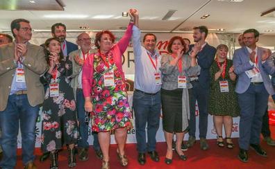 Teresa Jiménez volverá a liderar la lista del PSOE al Parlamento por Granada