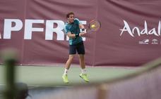Roberto Carballés accede a los cuartos de final en el Challenger de Brest