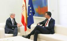 De qué hablaron Pedro Sánchez y el líder de Apple