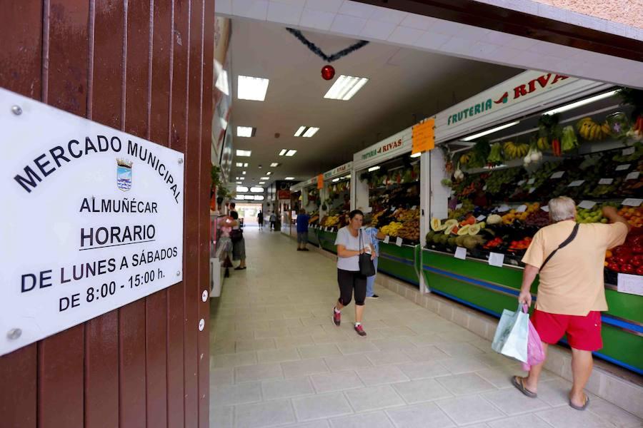 Benavides presenta un recurso para paralizar la demolición del mercado de Almuñécar