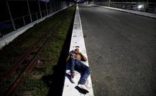 La caravana de inmigrantes rechaza el plan de regularización de México