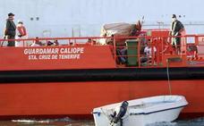 Salvamento Marítimo precisa que rescató el cadáver de un niño y no dos en Alborán