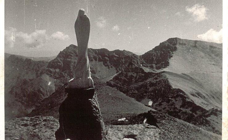La Virgen Blanca de Sierra Nevada