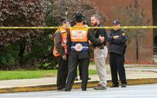 Un neonazi mata a once personas en una sinagoga de Pittsburgh, EE UU