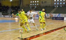La segunda mitad le vale al Jaén FS para llevarse los puntos de Segovia