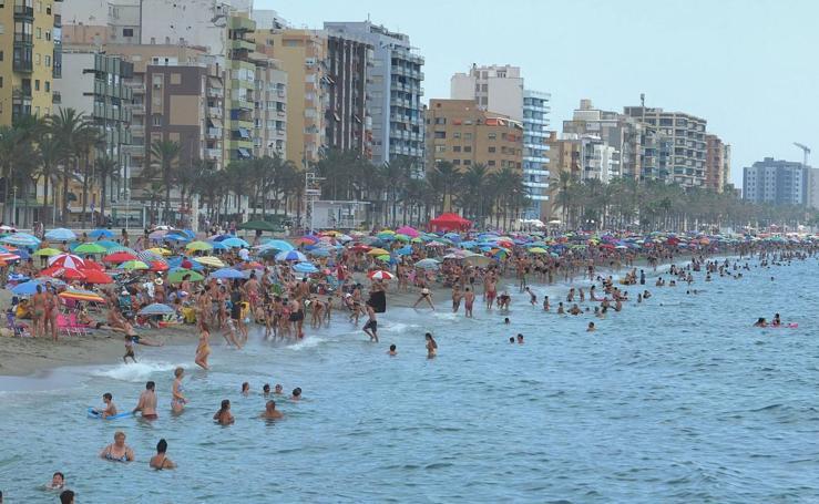 Así ha cambiado Almería