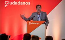 Ciudadanos presenta su programa electoral para el 2-D
