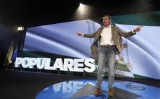 Juanma Moreno asegura que el PP es «el partido de los trabajadores»