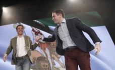 García Egea: «Moreno sacará lo mejor de Andalucía, frente a un PSOE-A que la ahoga y solo da noticias negativas»
