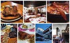 10 restaurantes de chimenea para combatir el frío en la provincia de Granada