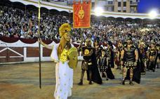 Reconocimiento a los participantes en las Fiestas de Cástulo
