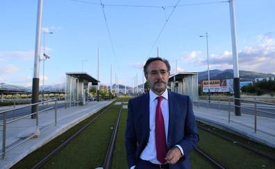 López defiende como «pertinente y legal» la declaración de interés metropolitano para el tranvía de Jaén