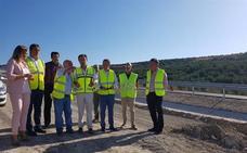 Abren al tráfico el tramo de la Autovía del Olivar a su paso por Baeza
