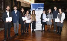 La Fundación Alicia Koplowitz concede una ayuda al investigador de la Universidad de Granada Francisco Ortega Porcel