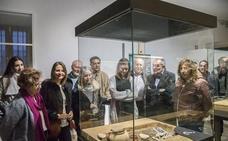 El Museo Arqueológico de Linares acoge los últimos trabajos en Cástulo con 'Solo cenizas: cuatro tumbas perdidas'