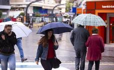 La AEMET avisa del temporal en la provincia de Granada y activa la alerta naranja