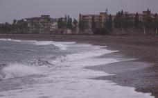 El temporal deja lluvia intensa en la Costa sin incidencias