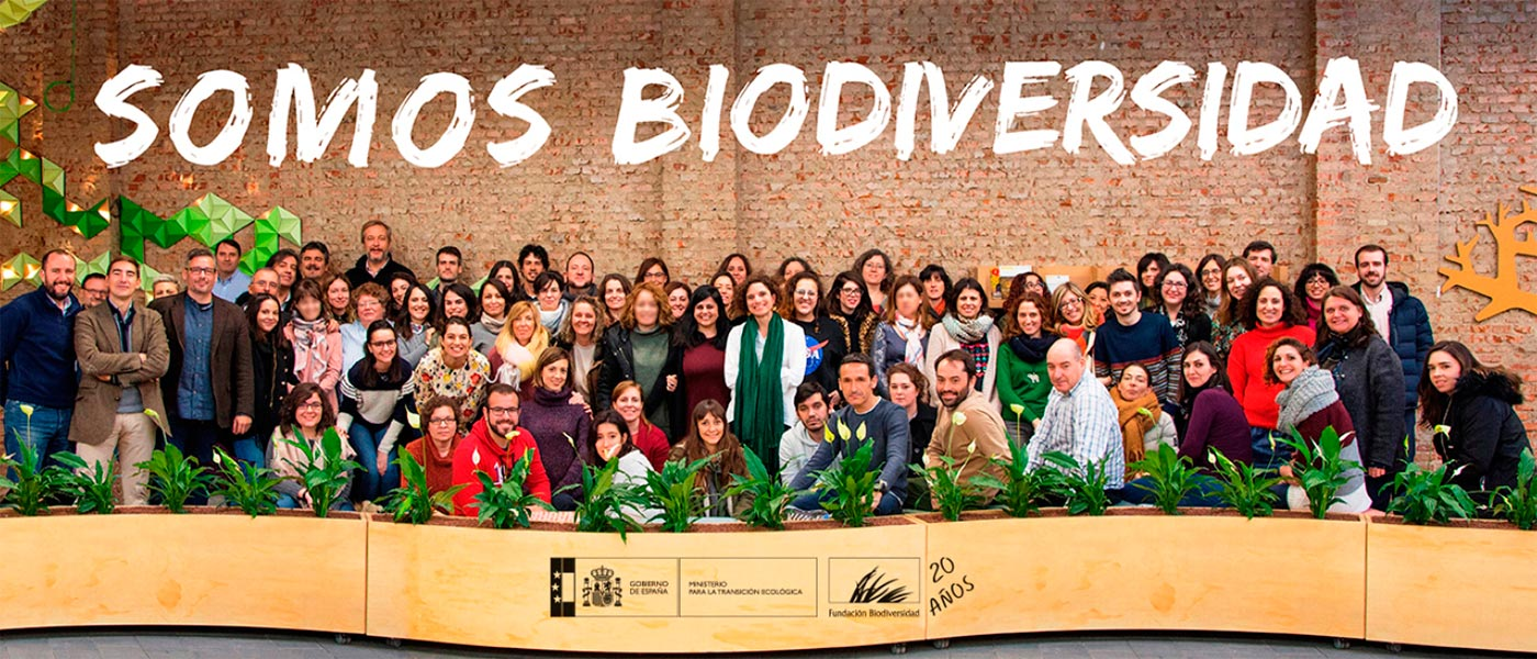 20 años en favor de la biodiversidad