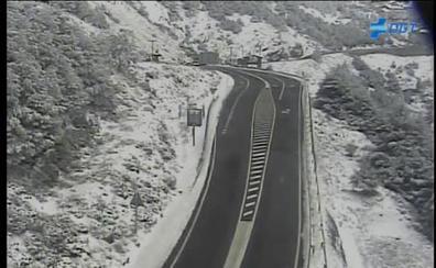 Reabierta la carretera A-337 en el Puerto de la Ragua