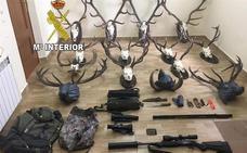 La Guardia Civil investiga a tres vecinos de Montizón por prácticas de furtivismo