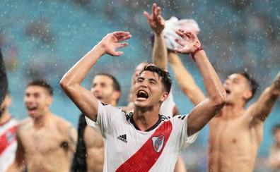 River, a la final de la Libertadores gracias a un penalti con VAR en el minuto 95