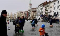 Venecia hace agua