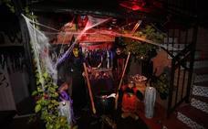 La noche más tenebrosa de Halloween que Belicena y Ambroz nunca olvidarán