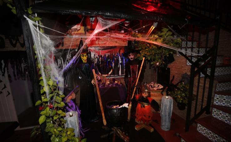 Las casas más tenebrosas de Halloween están en Vegas del Genil