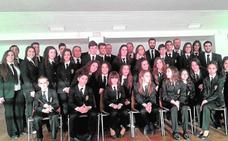 La juventud de la inquieta banda sinfónica municipal de Gualchos-Castell de Ferro
